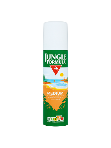 Jungle Formula Medium Insect Repellent Factor 3 150ml