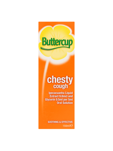 Buttercup Chesty Cough 150ml