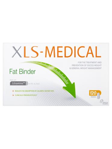 XLS-Medical Fat Binder 120 Tablets