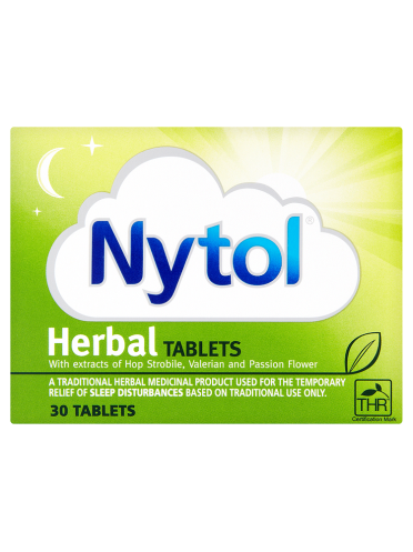 Nytol Herbal Tablets 30 Tablets