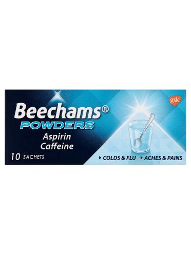 Beechams Powders 10 Sachets