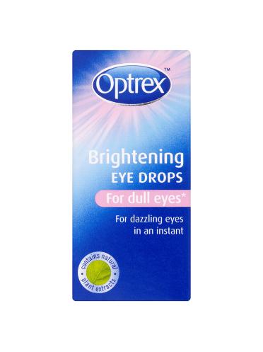 Optrex Brightening Eye Drops 10ml