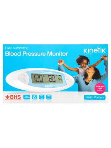 Kinetik Medical Fully Automatic Blood Pressure Monitor BPM1C