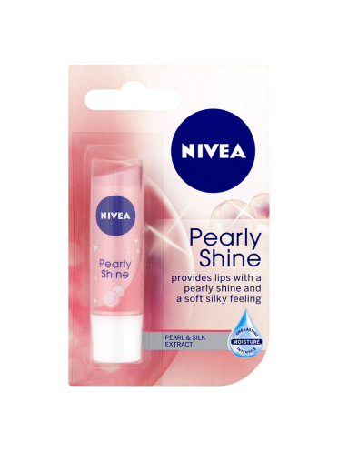 NIVEA Pearly Shine Lip 4.8g
