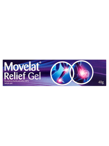 Movelat Relief Gel 40g