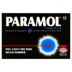 Paramol 12 Tablets