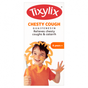 Tixylix Chesty Cough 6 Years+ 100ml