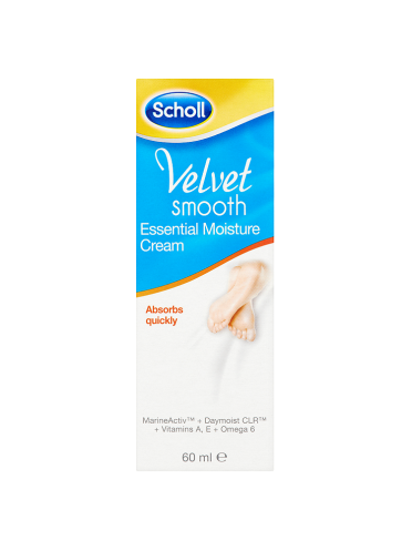 Scholl Velvet Smooth Essential Moisture Cream 60ml