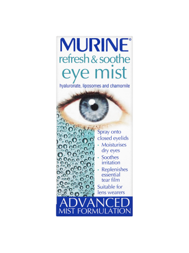 Murine Refresh & Soothe Eye Mist 15ml