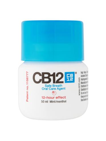 CB12 Safe Breath Oral Care Agent Mint/Menthol 50ml