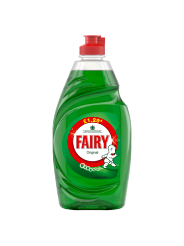 Fairy Original Washing Up Liquid 433ml PMP