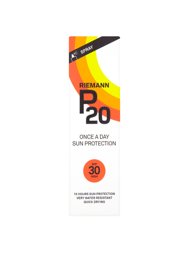 Riemann P20 Once a Day Sun Protection Spray SPF 30 High 100ml