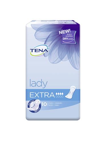 TENA Lady Extra 10 Pads