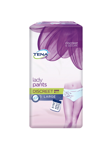 TENA Lady Pants Discreet 5 Large