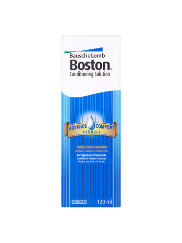 Bausch & Lomb Boston Conditioning Solution Advance Comfort Formula 120ml