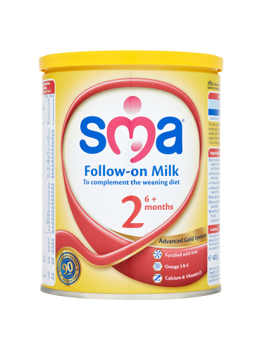 SMA Follow-On Milk 6mth+ 400g