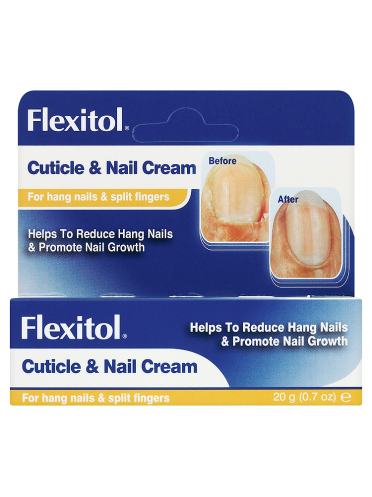 Flexitol Cuticle & Nail Cream 20g